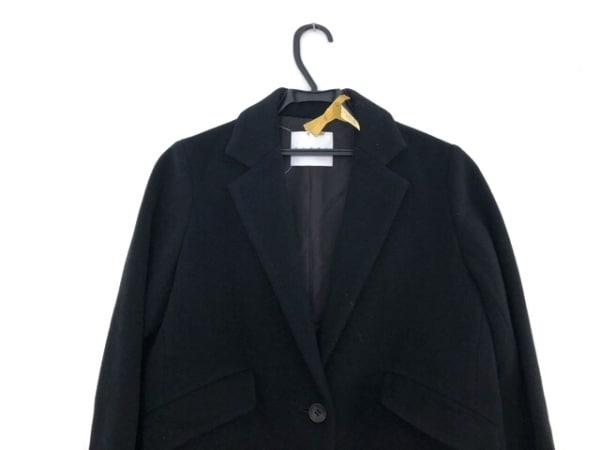 CINOH(チノ) コート サイズ38 M レディース 黒 冬物