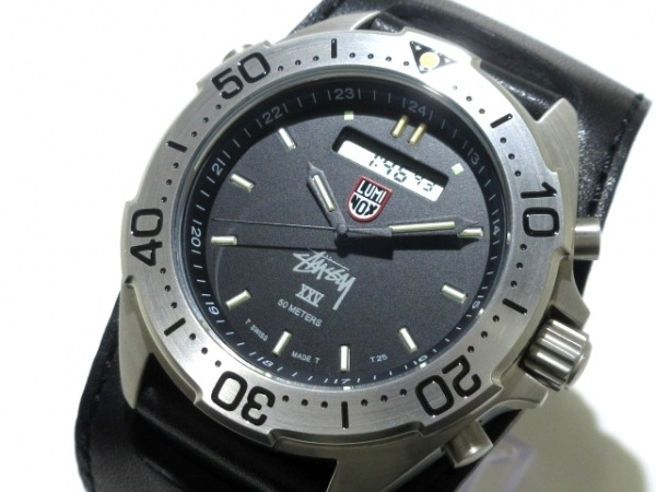 LUMINOX(ルミノックス) 腕時計美品  シールズ 200 メンズ 黒
