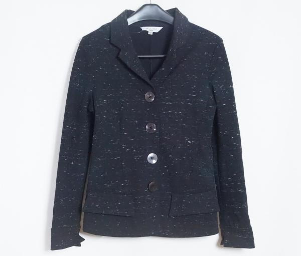 Moda Club(モダクラブ) ジャケット サイズ38 M レディース美品  黒×白