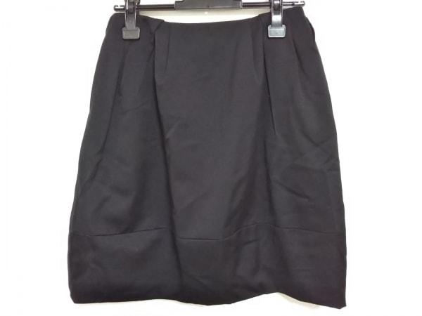 FOXEY(フォクシー) バルーンスカート サイズ40 M レディース美品  黒