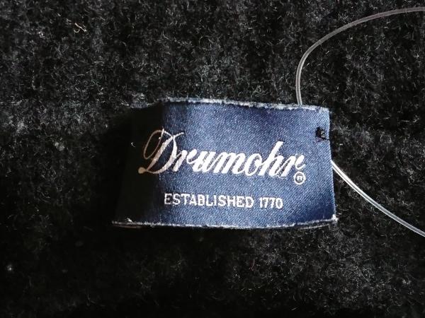 Drumohr(ドルモア) 長袖セーター サイズ50 XL レディース 黒 タートルネック