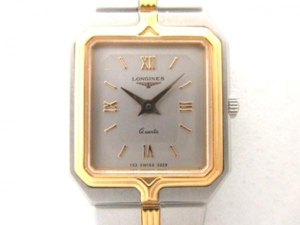 LONGINES(ロンジン) 腕時計美品  フラッグシップ - レディース シルバー