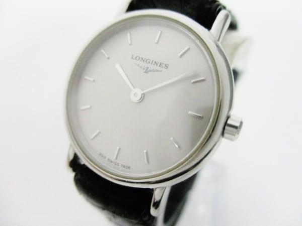 LONGINES(ロンジン) 腕時計 グランドクラシック L4.120.4 レディース シルバー