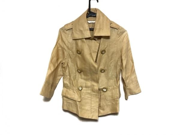 ガリャルダガランテ ジャケット サイズ38 M レディース ライトブラウン