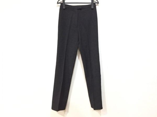 FENDI jeans(フェンディ) パンツ サイズ38 S レディース新品同様  黒