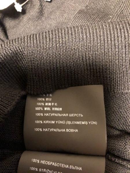 PRADA(プラダ) カーディガン サイズ40 M レディース美品  黒