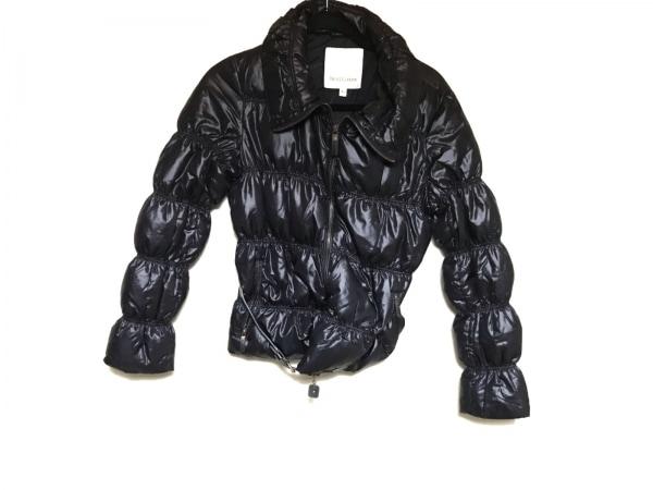 ヘンリーコットンズ ダウンコート サイズ40 M レディース美品  黒 冬物/ショート丈