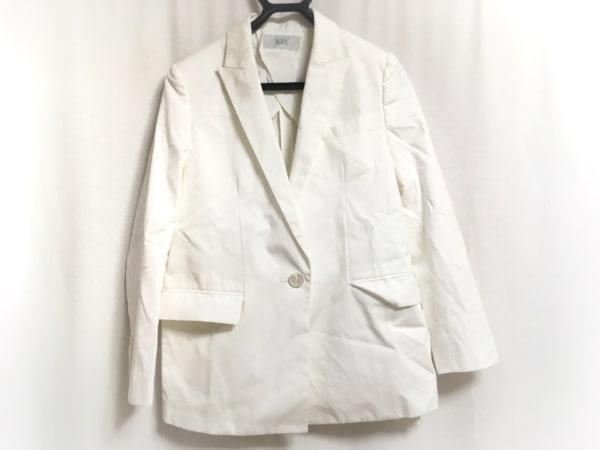 BODY DRESSING(ボディドレッシング) ジャケット サイズ38 M レディース 白 肩パッド