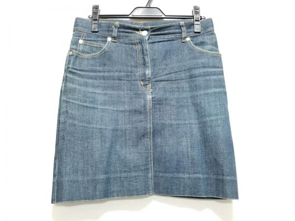 コズミックワンダー スカート サイズ1 S レディース美品  ネイビー デニム