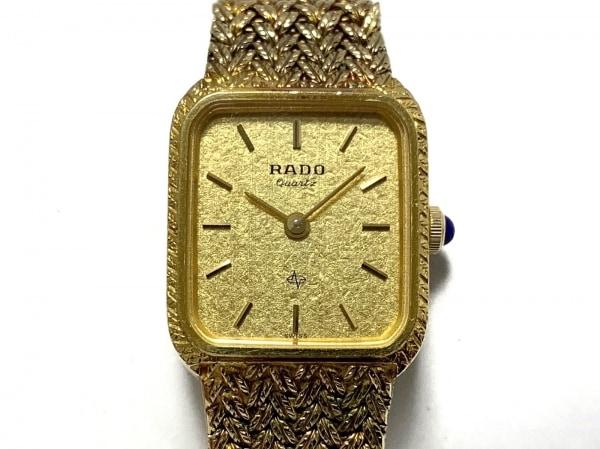 RADO(ラドー) 腕時計 133.9519.2 レディース ゴールド