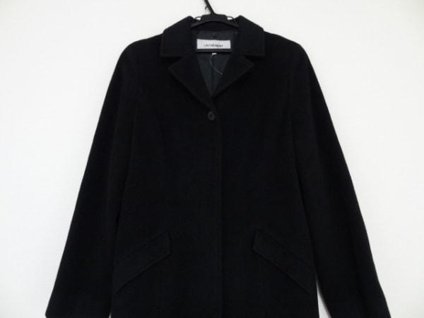 LAUTREAMONT(ロートレアモン) コート サイズ2 M レディース 黒 冬物