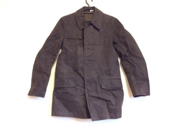 MEN'S MELROSE(メンズメルローズ) コート サイズ3 L メンズ ダークブラウン 春・秋物