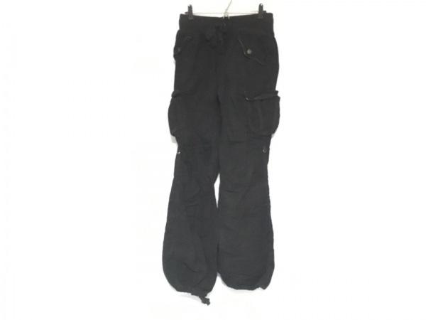 NOID(ノーアイディー) パンツ サイズF メンズ 黒×ベージュ