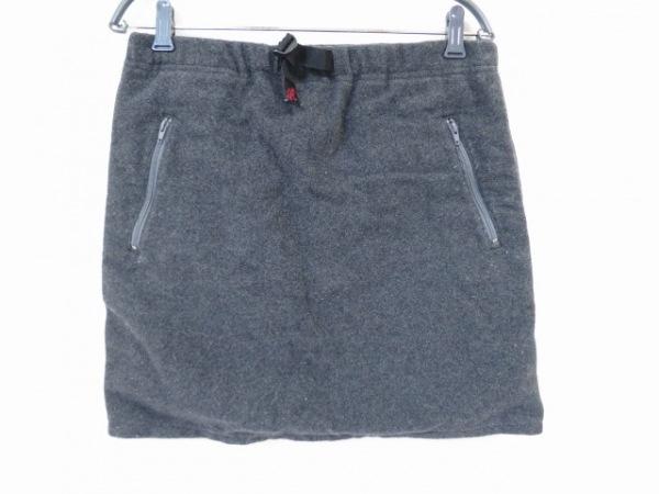 Gramicci(グラミチ) スカート サイズM レディース ダークグレー