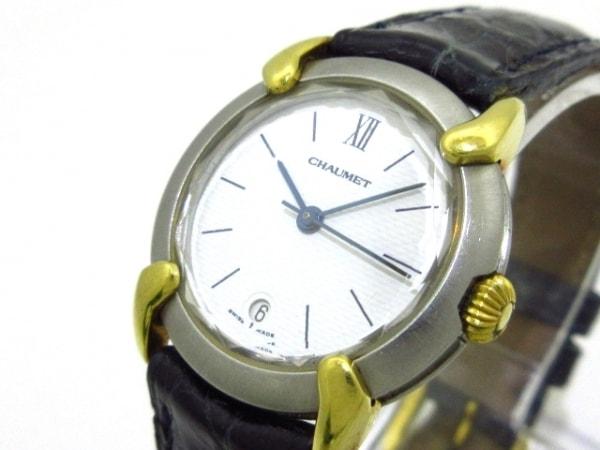 CHAUMET(ショーメ) 腕時計 グリフィス - レディース 白