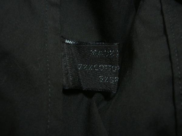 PRADA(プラダ) 長袖シャツブラウス サイズ40 M レディース 黒