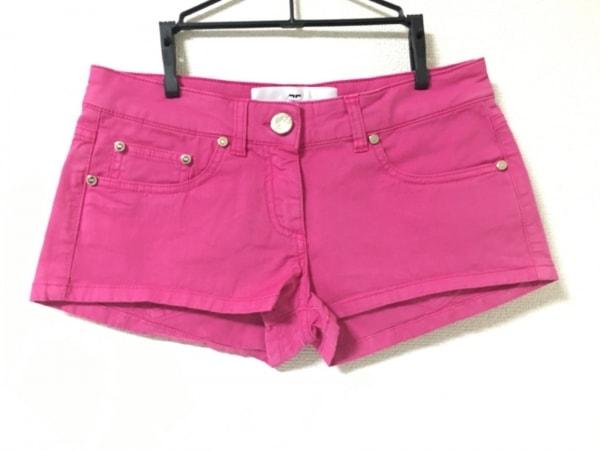 エリザベッタフランキ ショートパンツ サイズ27 M レディース新品同様  ピンク