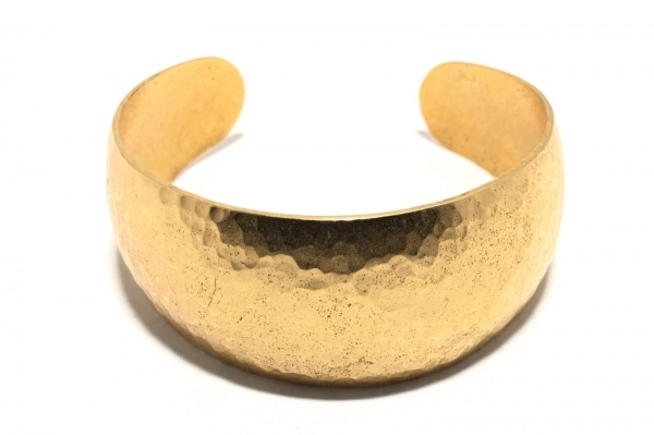 MONET(モネ) バングル 金属素材 ゴールド