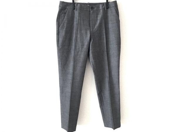 B3 B-THREE(ビースリー) パンツ サイズ40 M レディース新品同様  グレー
