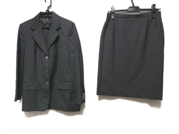 Max Mara(マックスマーラ) スカートスーツ サイズ40(J) レディース ダークグレー