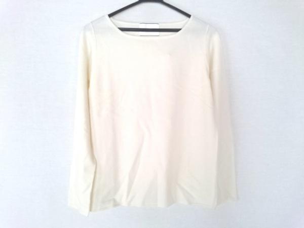 BEIGE(ベイジ) 長袖セーター サイズ4 XL レディース美品  アイボリー