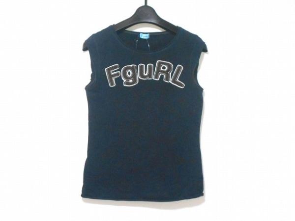 FOXEY FguRL(フォクシーエフガール) ノースリーブTシャツ サイズXS レディース