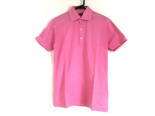 Drumohr(ドルモア) 半袖ポロシャツ サイズM メンズ ピンク