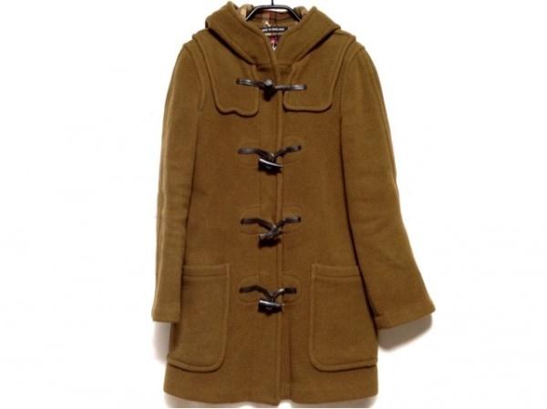 gloverall(グローバーオール) ダッフルコート サイズ34(FR) レディース ブラウン 冬物