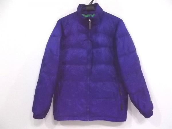 columbia(コロンビア) ダウンジャケット サイズM_ レディース新品同様  ネイビー 冬物