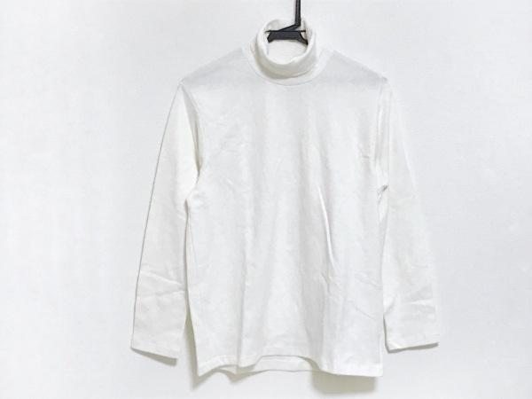 ANATOMICA(アナトミカ) 長袖カットソー サイズM メンズ美品  白