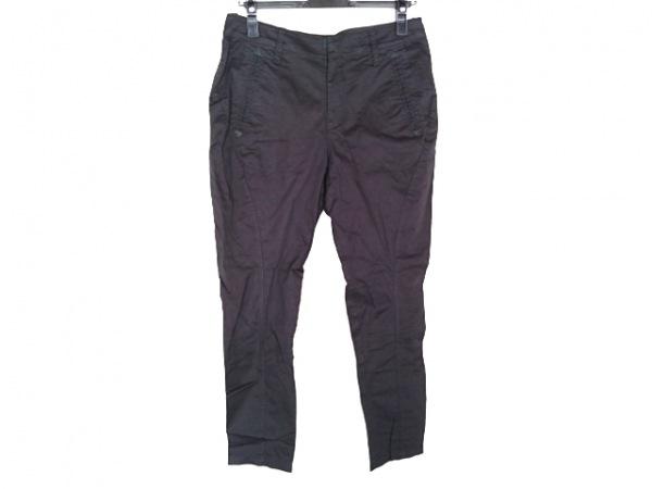 L'EQUIPE YOSHIE INABA(レキップ ヨシエイナバ) パンツ サイズ38 M レディース 黒