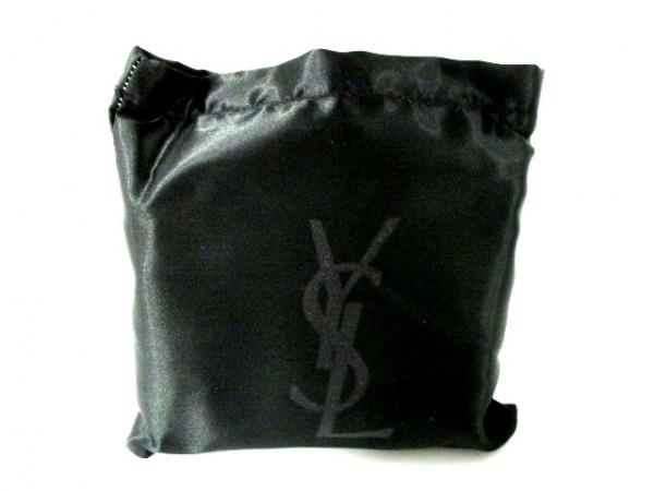 イヴサンローランリヴゴーシュ 2つ折り財布美品  - 352906 ブルー 8