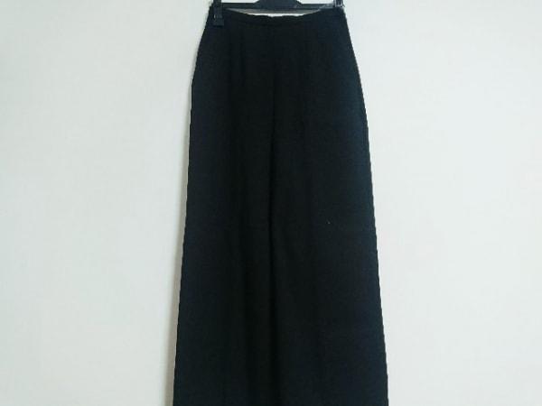 ENFOLD(エンフォルド) パンツ サイズ36 S レディース 黒