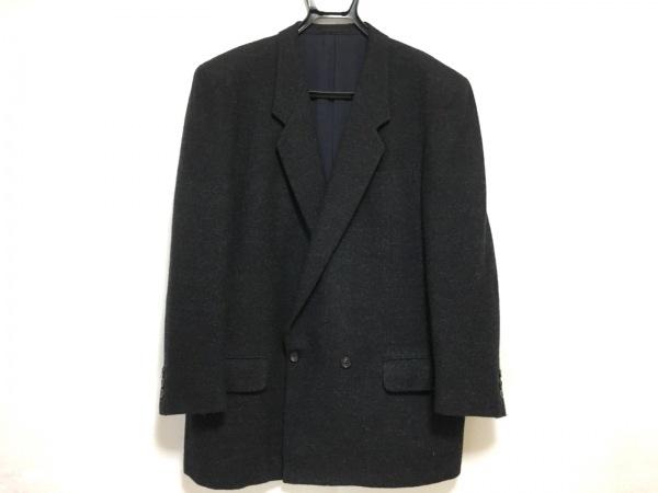 コムデギャルソンオムドゥ ジャケット サイズL メンズ美品  ネイビー 肩パッド