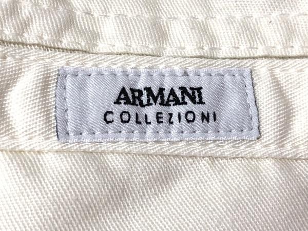 ARMANI(アルマーニ) パンツ サイズ38 M レディース アイボリー