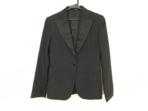 MASSE MENSCH(マッセメンシュ) ジャケット サイズ36 S レディース美品  黒
