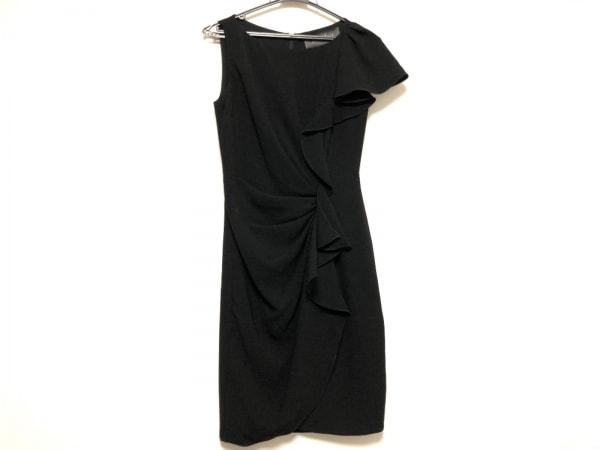 ピアノフォルテマックスマーラ ドレス サイズ36 S レディース美品  黒 フリル