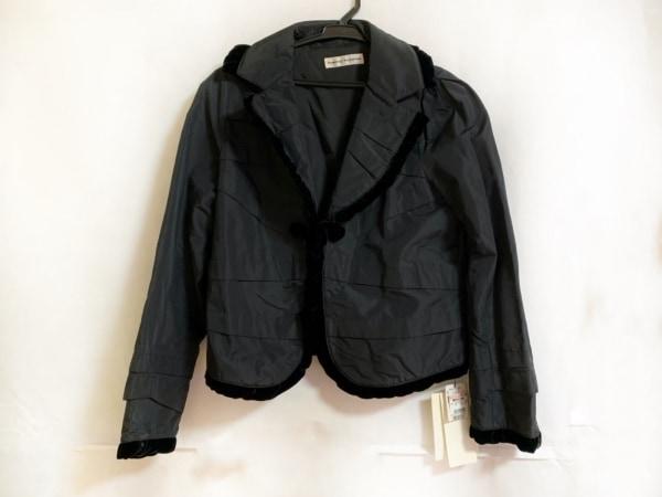 HIROKO KOSHINO(ヒロココシノ) ジャケット サイズ40 M レディース 黒