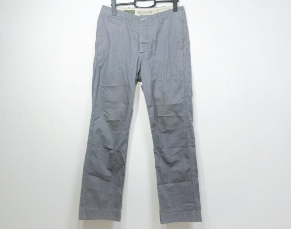 NIGEL CABOURN(ナイジェルケーボン) パンツ サイズ32 XS メンズ グレー