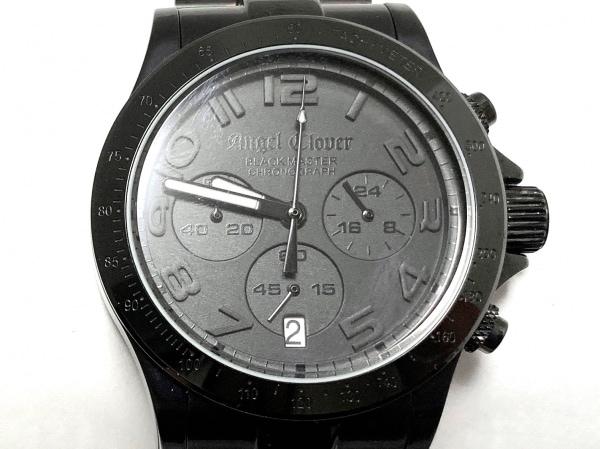 Angel Clover(エンジェルクローバー) 腕時計美品  BM41 メンズ 黒