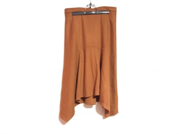 DRAWER.(ドロウアー) スカート レディース美品  ブラウン