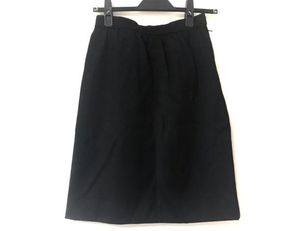 GIVENCHY(ジバンシー) スカート サイズ6 M レディース美品  黒