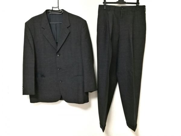 COMMEdesGARCONS HOMME(コムデギャルソンオム) シングルスーツ メンズ ダークグレー