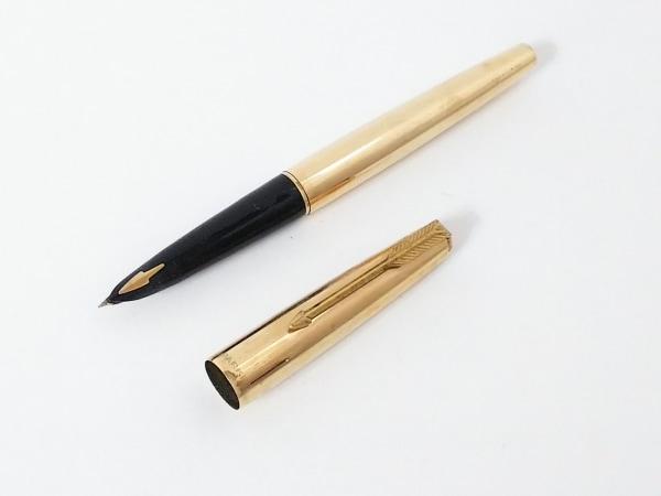 PARKER(パーカー) 万年筆 ゴールド インクなし/61 金属素材