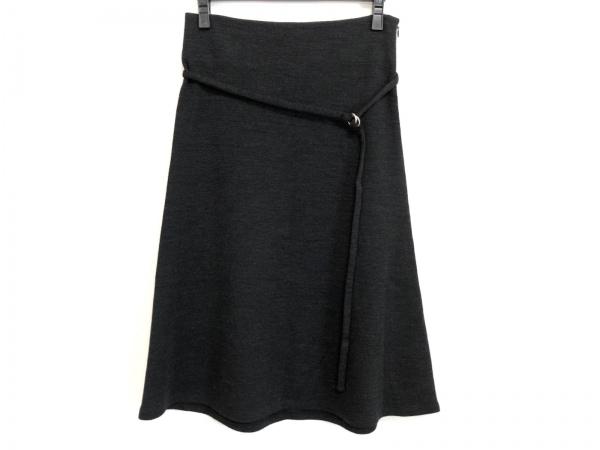 intoca.(イントゥーカ) スカート サイズ2 M レディース美品  黒