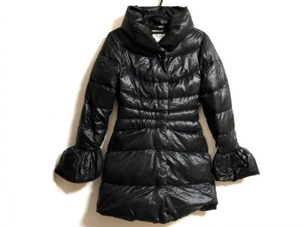 ブルーガールブルマリン ダウンコート サイズ40 M レディース 黒 冬物