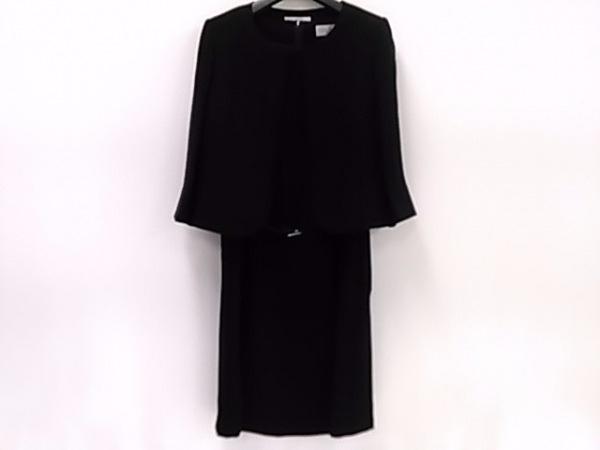 LES MUES(レミュー) ワンピーススーツ レディース美品  黒
