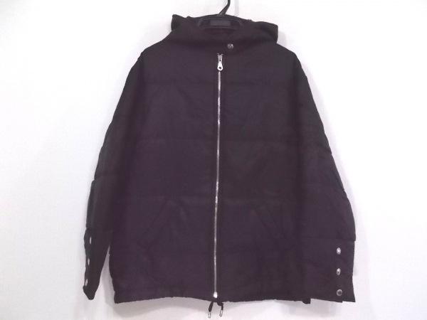 アイスバーグ ダウンジャケット サイズ42 M レディース新品同様  黒 JEANS/DISNEY