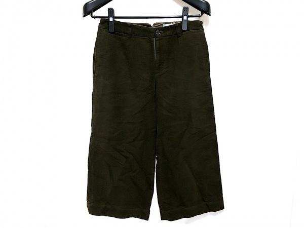 MargaretHowell(マーガレットハウエル) パンツ サイズ2 M レディース ダークグリーン