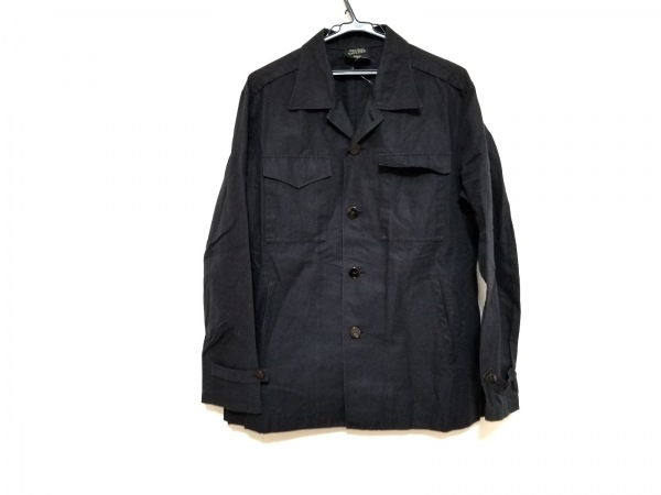 Jean Paul GAULTIER HOMME(ゴルチエオム) ジャケット サイズ50 メンズ美品  黒